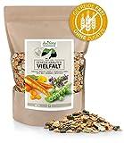 AniForte B.A.R.F. Line No1 Gemüse-Kräuter Vielfalt 1 kg glutenfrei- Naturprodukt für Hunde