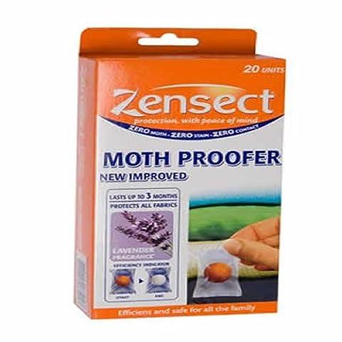 Zensect - Moth Proofer Balls, Lavender
