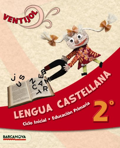 Ventijol 2 CI. Lengua castellana. Libro del alumno - 9788448929886