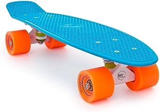 Miller Skateboards Longboard Baby Original Series, Fluor Blue, S01BM0010