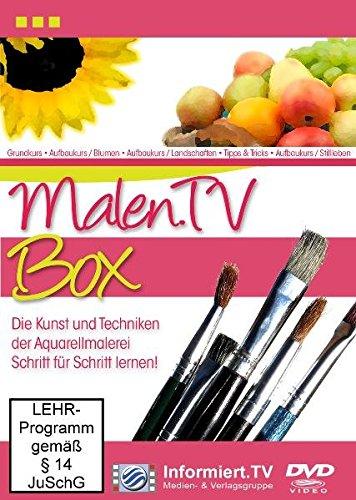 aquarellmalerei-box-5-dvds