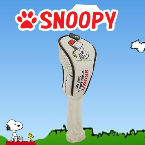 Snoopy &Quot;Monde célèbre Golf Pro Utilitaire Sock Type Couvre-Fer Japon