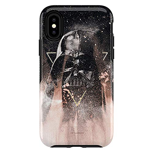 OtterBox Symmetry - Funda para Apple iPhone X, diseño Darth Vader