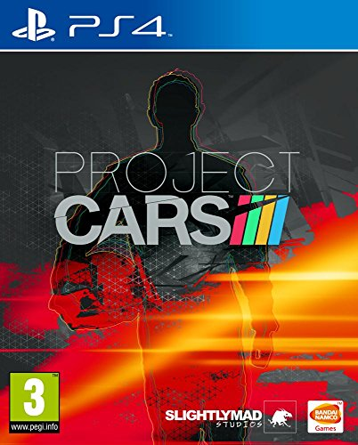 Namco Bandai Games Project Cars, PS4 PlayStation 4 video game - Video Games (PS4, PlayStation 4, Racing, Multiplayer mode, E (Everyone))