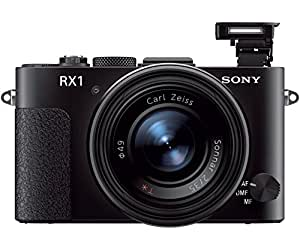 Sony Cybershot DSC-RX1 24.3MP Digital Camera (Black)