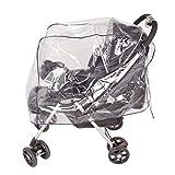 Sevi Bebe 321 Bebek Arabası Yağmurluğu, Şeffaf