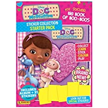Disney Dmsp Doc McStuffins sticker starter pack