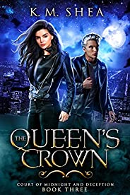 The Queen's Crown (Court of Midnight and Deception Book 3) (English Edit
