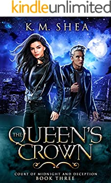 The Queen's Crown (Court of Midnight and Deception Book 3) (English Edition)