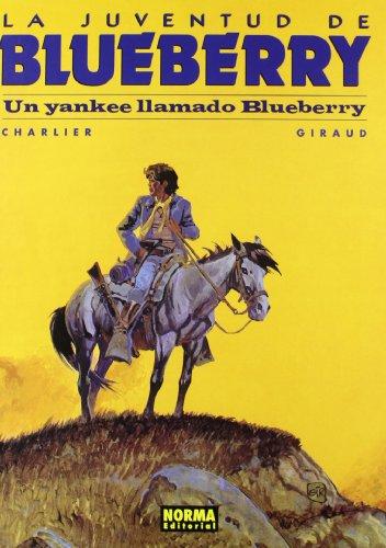 La juventud de Blueberry, Un yankee llamado Blueberry Cover Image