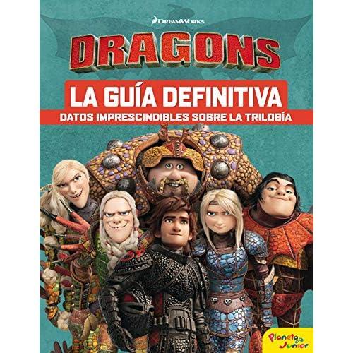 Cómo entrenar a tu dragón. La guía definitiva (Dreamworks. Cómo entrenar a tu dragón) 9