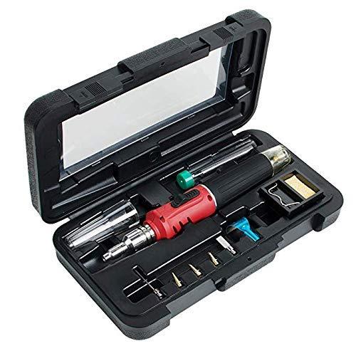 tan, Diagnose-Werkzeug, KFZ-Test-Werkzeug, elektronische Zündung, einfacher Start, Flamme, verstellbar, mit Mehreren Spitzen ()