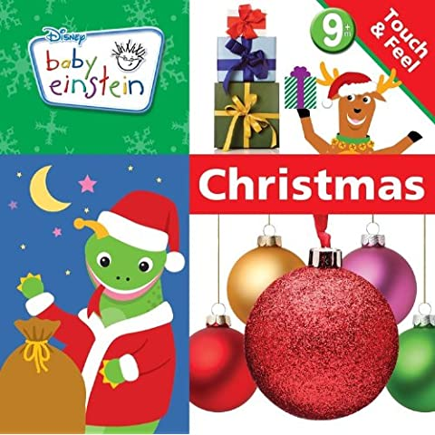 Baby Einstein: Touch & Feel Christmas
