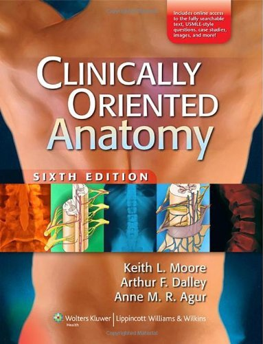 Clinically Oriented Anatomy by Keith L. Moore (2009-02-25)