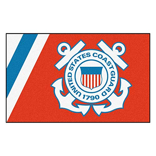 US Coast Guard 4x 6Teppich