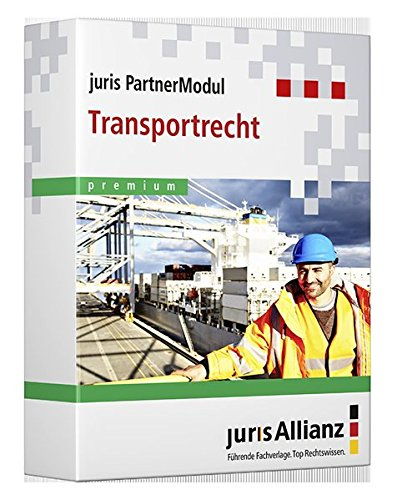 juris PartnerModul Transportrecht premium: partnered by Bundesanzeiger Verlag | De Gruyter | Erich Schmidt Verlag | Verlag Dr. Otto Schmidt (juris PartnerModule)