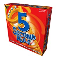 5 Second Rule BOX-04475 Game, Multi