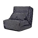 Bodenstuhl Lazy Sofa Floor Chair, Klappsofa waschbar, weicher Schlafsaal Freizeit lesen TV-Spiel (Farbe : Style1)