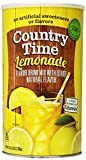 Country Time Lemonade Drink Mix Canister 82.5 Ounce