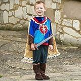 Travis Design-Déguisement Prince (3-5 ans) - Bleu