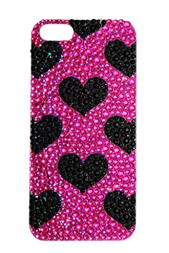 lux-accessories-iphone-5-5s-black-hearts-pink-rhinestone-cell-phone-sticker-case