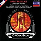 Movie Musicals / Sound of Music / South Pacific by Stanley Black (1989-05-09)