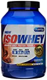 Quamtrax Nutrition Suplemento para Deportistas Isowhey, Sabor a Chocolate - 907 gr