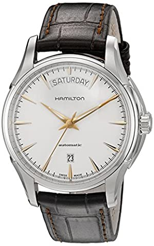 Hamilton Jazzmaster Viewmatic 40mm Men's Automatic Watch with Black Dial