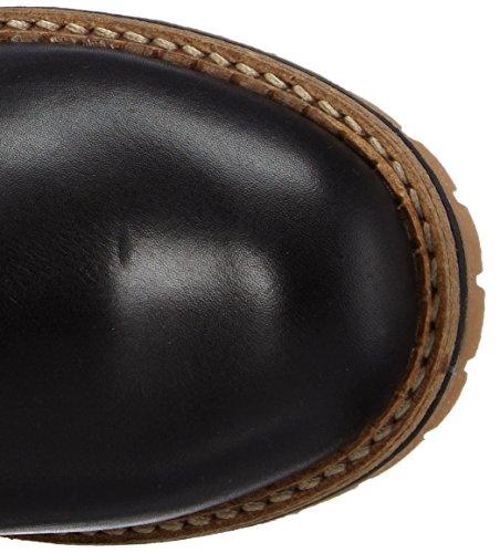 Tamaris 26432, Bottes Classics de hauteur moyenne, doublure chaude femme Noir - Schwarz (Black Comb 098)