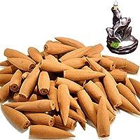 ECYC 30 Minuten lang natürlicher indischer Weihrauch Burn Backflow, natürlicher Sandelholz-Pagoden-Duft, 20pcs preisvergleich bei billige-tabletten.eu
