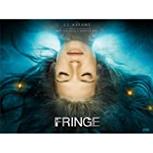 Fringe Poster On Silk <47cm x 35cm, 19inch x 14inch> - Cartel de Seda - C31A08