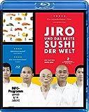 Jiro und das beste Sushi der Welt [Blu-ray]