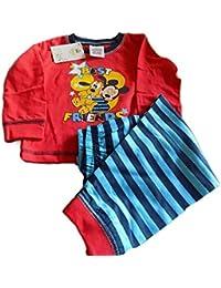 Disney Baby Boys Best Friends con diseño de Mickey Mouse pijama