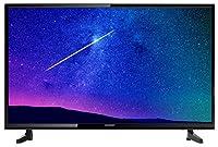 Blaupunkt 40/148Z-GB-11B-FGKU-UK 40-Inch Widescreen 1080p Full HD LED TV (Freeview HD, Slim Design)