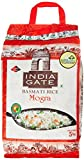 #6: India Gate Basmati Rice Bag, Mogra, 5kg