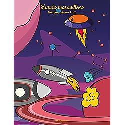 Mundo maravilloso libro para colorear 1 & 2