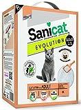 SANICAT EVOLUTION ADULT LETTIERA AGGLOMERANTE PER GATTI 6LT