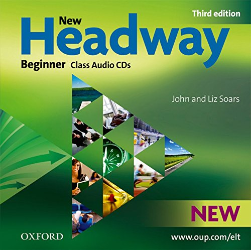 New Headway 3rd edition Beginner. Class CD (2) (New Headway Third Edition)