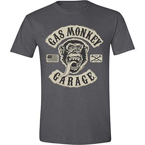 gas-monkey-garage-gas-monkey-patch-homme-t-shirt-gris-taille-large