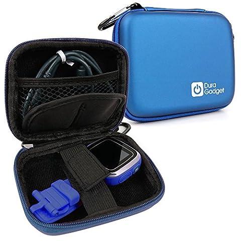 Kidizoom Smartwatch Connect - Etui rigide en bleu pour Vtech Kidizoom
