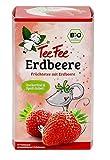 TeeFee Bio Früchtetee mit Erdbeere
