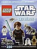 Lego Star Wars, l'album des autocollants de la force n°1 Les Héros