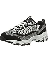 Skechers D'Lites, Zapatillas para Mujer
