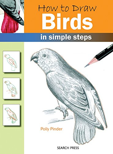How to Draw: Birds por Polly Pinder