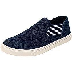 Jabra Men's Blue funky casual shoes