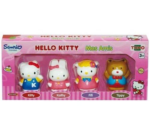 Hello Kitty und Freunde Zahlen -