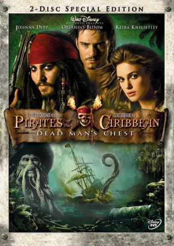 Preisvergleich Produktbild Pirates of The Caribbean : Dead Man's Chest (Special Edition) [UK Import]