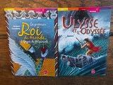 lot 2 livre de poche jeunesse mythologie le premier roi du monde l ?pop?e de gilgamesh jacques cassabois ulysse et l odyss?e hom?re
