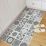 Floor Sticker,Clode® 1PC 60*120cm Originality Removable 3D Floor Sticker Home Decor Ceramic Tiles Patterns (Multicolor 9)
