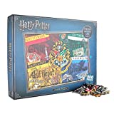 Harry Potter 500 Piece Jigsaw Puzzle - Houses